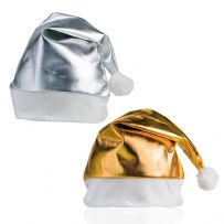 Shiny Santa Hat
